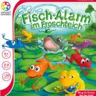 Fisch-Alarm im Froschteich