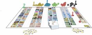 Concept Spielplan